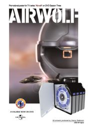 Airwolf: Season Three by Artdigital