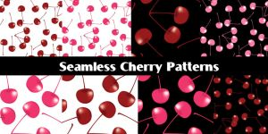 Cherry Patterns by suztv