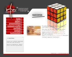 Web Template by mangion