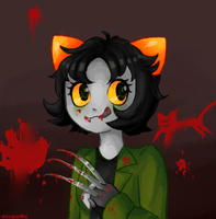 mmm bloody by Res0nare