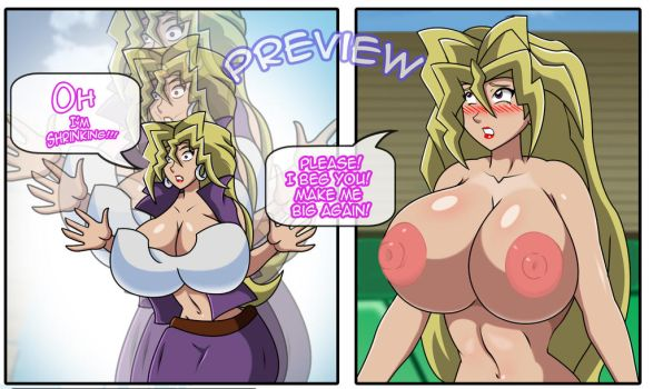 Commission - Resizable Mai 2 Preview by dlobo777