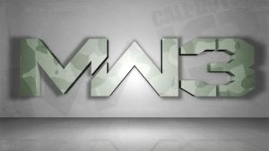 MW3 3D Wallpaper by small-sk8er