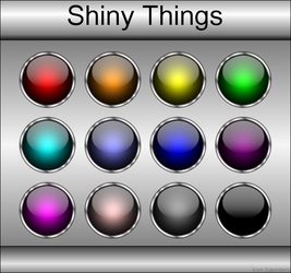 Shiny Things for Win and Mac by KenSaunders