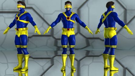 Cyclops (90s) for G3M by geminii23