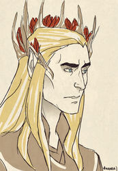 The Elvenking by nanda16