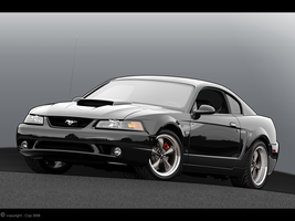 Mustang GT by Cop-creations