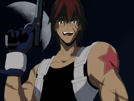 Gene Starwind : Outlaw Star by DOGGMAFFIA