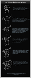 How To Draw: Pikachu Gangnam Style by little-talks