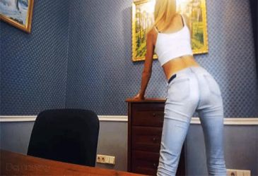 new jeans by DamnSexy