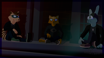 NITW - The Gate Keepers by LunarBitz