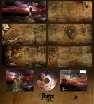 Three - The End is Begun CD by damnengine