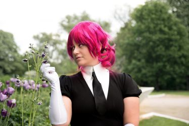 Red Beryl - Houseki no kuni [Cosplay] by Sayuri-Tomoe