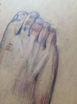 Foot by Tobythebest