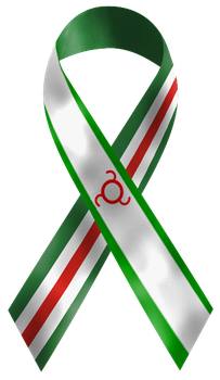 Ribbon of mourning by hp06reg