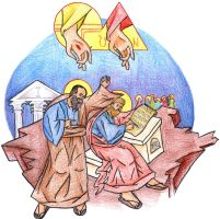 1 Corinthians 1:1-3 (Introduction and Blessings) by Parastos