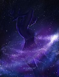 Dance of the Cosmos by mcptato