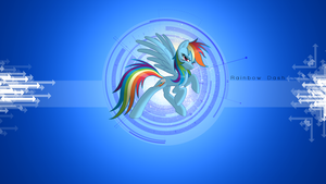 Rainbow Dash - Loyal by Xael-Design