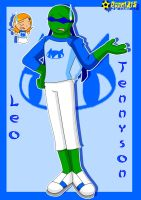 TMNT in Ben 10-Leo Tennyson by RoseMary1315