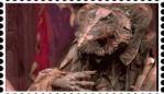 Skeksis fan stamp by queenmoreta