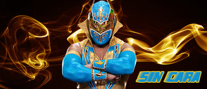 WRESTLING BANNERS: 28. Sin Cara by CreamCrazy