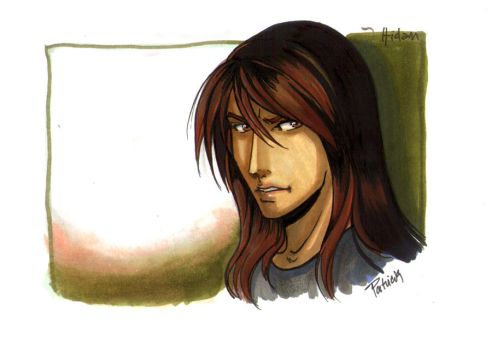 Another Markers practice by SicilianValkyrie