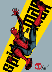 Spider-Man: Homecoming by kenmejia