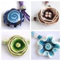 Necklaces by vavaleff