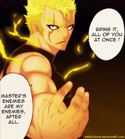 Laxus (Chapter 286) by AkilaChione
