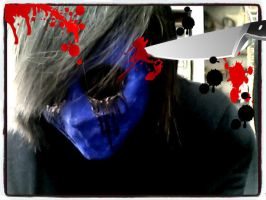 Cosplay Eyeless Jack by 6HB