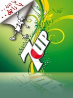 7up Poster by MHassan9
