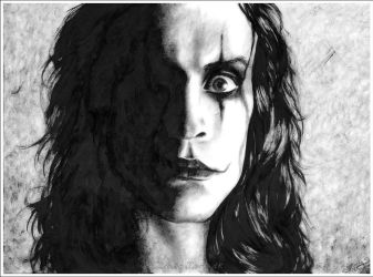 The Crow 3 by Zindy