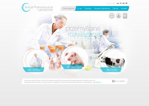 Animal Pharmaceutical Lab by krzysgfx