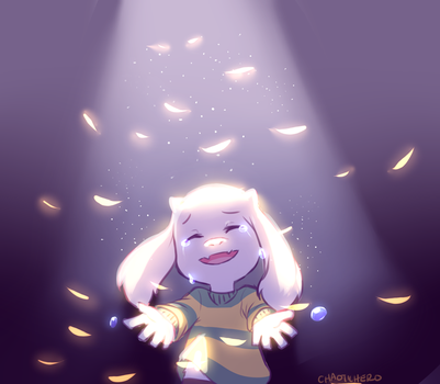 His Smile by chaoticshero