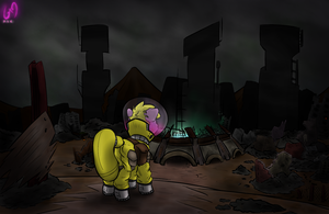 Puppysmiles in Salt-Cube-City by 6EditoR9