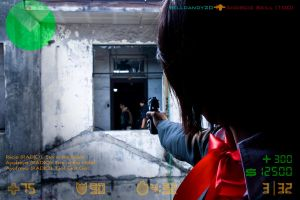 Gun Slinger Girl: Head Shot by Foodtrip