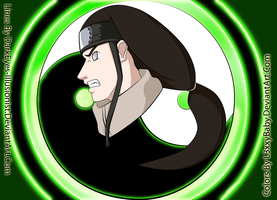 8 Trigrams Bust - COLLAB by l3xxybaby