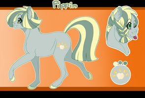 Pippin, Little Ray of Sunshine by BijutsuYoukai