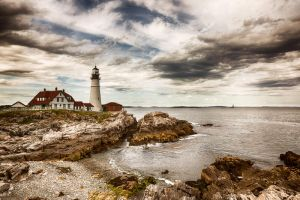 Portland Head Light by Stilfoto