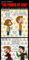 The Power Of Love (S12 eps 13 to15 BIG SPOILERS) by KamiDiox
