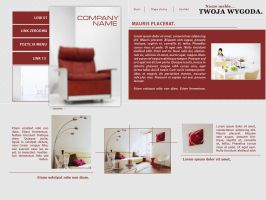 Website Layout 06 by tehacesequence
