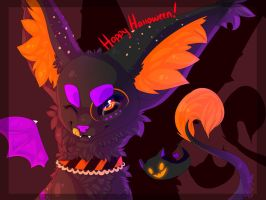 A Very Sweet Halloween by LittleRavine