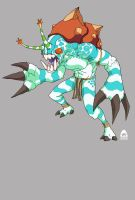 Monster : Badclaw by sharknob