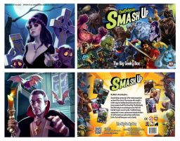 Smash Up previews 2 by Mancomb-Seepwood