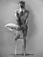Figure Drawing 11 by yolque