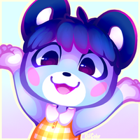 Bluebear's Picture by Cinnabonne