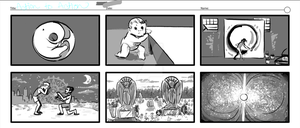 action to action storyboards by scotchi
