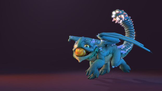 Baby Aurene [Now on SFM] by Pipann