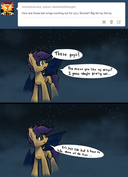 Student of the Night 1 CH1 PG1 by DarkFlame75