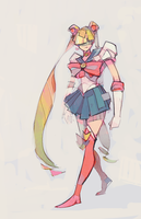 Sailor Moon by michaelfirman