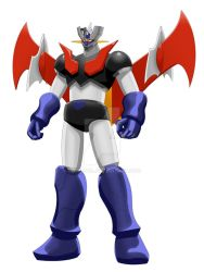 Mazinger Z Redesign Commission by Rom-Stol